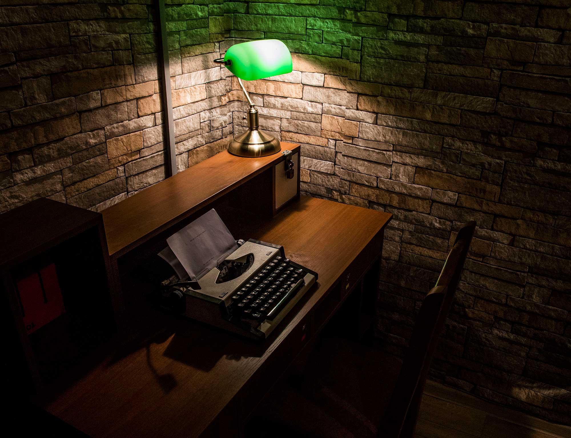 Tajna Biblioteka Pin Escape Rooms Belgrade